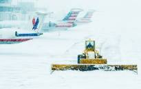 Airlines have cancelled more than 6,000 flight as Winter Storm Stella makes its way through northeast coast of the United State. Twitter/@airlivenet.