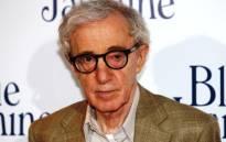 Filmmaker Woody Allen. Picture:AFP.