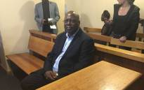 The convenor of the KZN ANC's interim structure, Mike Mabuyakhulu, appears in court on 7 February 2018. Picture: Ziyanda Ngcobo/EWN