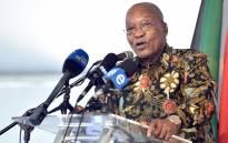 FILE: President Jacob Zuma. Picture: GCIS.