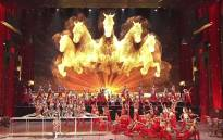 A Chinese New Year gala performance. Picture: chinesenewyear2018.com