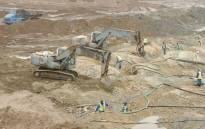 A Namdeb site in Namibia. Picture. Namdeb.com