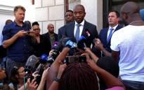 DA leader Mmusi Maimane. Picture: EWN.