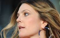 Actress Drew Barrymore. Picture: AFP
