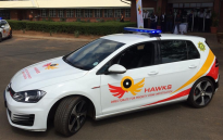 FILE: A Hawks vehicle. Picture: Barry Bateman/EWN
