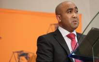 The new National Director of Public Prosecutions of the National Prosecuting Authority (NPA) advocate Shaun Abrahams. Picture:Reinart Toerien/EWN