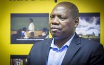 The ANC Treasurer General Zweli Mkhize. Picture: Thomas Holder/EWN