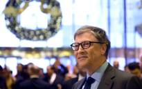 Bill Gates. Picture: AFP.