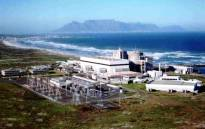 FILE: Eskom's Koeberg nuclear power station. Picture: Eskom.