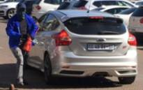 Armed robbers at Athol Square Shopping Centre robbed Sorbet on 21 April 2017 Picture: Eusebius Mckaiser/Iwitness.