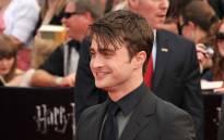 Actor Daniel Radcliffe.  Picture: AFP