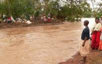 Some Mozambican areas are running out of food supply and petrol following heavy rains.