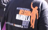 FILE: Nelson Mandela day t-shirt. Picture: EWN.