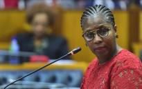 Communications Minister Ayanda Dlodlo. Picture: GCIS