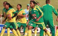 FILE: Bafana Bafana players attend a training session. Picture: Eyewitness News