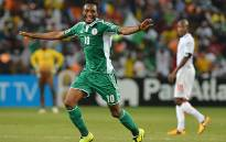 Nigeria's John Obi Mikel celebrates after Nigeria won the 2013 Afcon final against Burkina Faso on 10 February 2013. Picture: AFP
