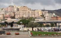 FILE: Genoa, Italy. Picture: Lynne O'Connor/EWN.