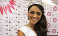 Miss South Africa 2017, Demi-Leigh Nel-Peters. Picture: Louise McAuliffe/EWN.