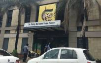 ANC's offices in KwaZulu-Natal where members protested over a new provincial task team, on 29 January 2018. Picture: Ziyanda Ngcobo/EWN.