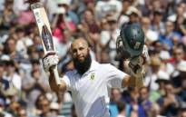 Proteas cricketer Hashim Amla. Picture: AFP.