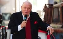FILE: US comedian Don Rickles. Picture: AFP