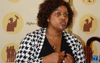 FILE: SAA chairperson Dudu Myeni. Picture: GCIS