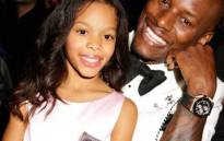 Tyrese Gibson with  daughter Shayla. Picture: Instagram