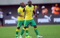 FILE: Bafana Bafana star midfielder Hlompho Kekana. Picture: Official Bafana Facebook page.