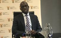 Home Affairs Minister Malusi Gigaba updating the media on his department's plans for the upcoming Easter weekend. Picture: Masego Rahlaga/EWN.
