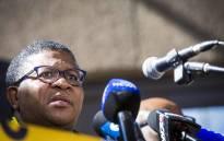 FILE: Minister of Police Fikile Mbalula. Picture: Thomas Holder/EWN.