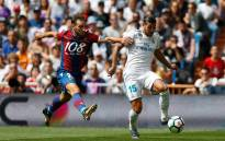 Levante vs Real Madrid on 9 September 2017. Picture: @realmadrid.