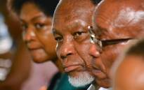 FILE: Former President Kgalema Motlanthe and President Jacob Zuma. Picture: EWN
