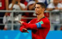 Cristiano Ronaldo's Portugal takes on Uruguay in the Round of 16 Match on Saturday. Picture: AFP.