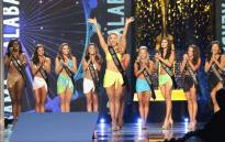 Miss Alabama 2017 Jessica Procter participates in Swimsuit challenge during the 2018 Miss America Competition Show at Boardwalk Hall Arena on 10 September 2017 in Atlantic City, New Jersey. Picture: AFP.
