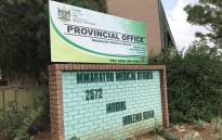 Operations at the North West medical stores have come to a standstill as workers demand better pay and the suspension of HoD Thabo Lekalakala. Picture: Masechaba Sefularo/EWN