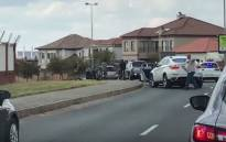 Three men have been wounded in a shooting in Greenstone Hill on Johannesburg's East Rand. Picture: Youtube