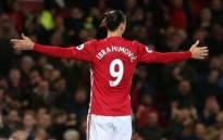 Manchester United's Zlatan Ibrahimovic. Picture: @ManUtd/Twitter