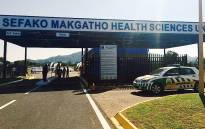The Sefako Makgatho Health Sciences University (SMU) will be officially launched in Ga-Rankuwa on 14 April 2014. Picture: Dineo Bendile/EWN