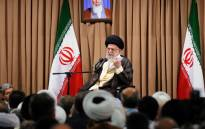 FILE: Iran's supreme leader Ayatollah Ali Khamenei. Picture: AFP.