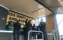 ANC briefed the media on its Thuma Mina campaign which is aimed at improving service delivery and involving citizens in bettering services. Picture: EWN.