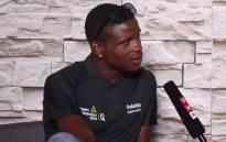 Team Dimension Data cyclist Nick Dlamini. Picture: EWN