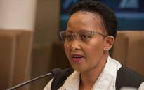 Sports and Recreation Minister Tokozile Xasa. Picture: GCIS.