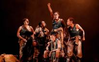 Neil Coppen's adaptation of Animal Farm features an all-female cast. Picture: Supplied