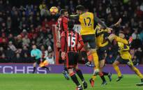 Arsenal's Olivier Giroud scored a late equaliser to see the Gunner come from three goals down to draw the match 3-3 against Bournemouth on 3 January 2017. Picture: Facebook
