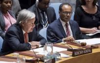 UN Secretary-General Antonio Guterres. Picture: United Nations.