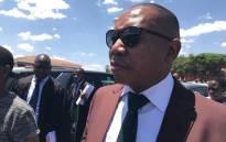 ANC MP Mduduzi Manana. Picture: Christa Eybers/EWN.