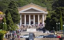 FILE: The University of Cape Town. Picture: Aletta Harrison/EWN