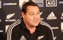 FILE: All Black coach Steve Hansen.  Picture: Christa Eybers/EWN.