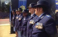 FILE: Family members of the Saps gathered at the Union Buildings on Sunday 6 September 2015 to honour the men & women who were killed in the line of duty. Picture: Thando Kubheka/EWN