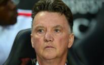 FILE: Manchester United's Dutch manager Louis van Gaal. Picture: AFP.